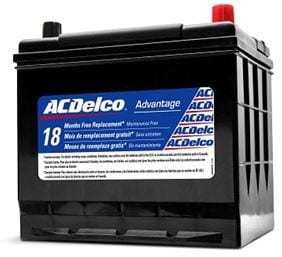 $10 Advantage& Professional Battery Rebate