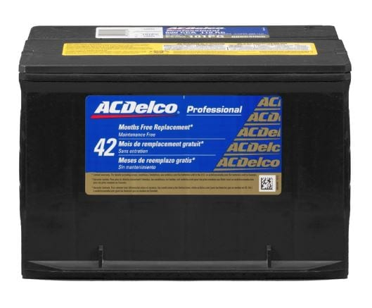 GM Dealer Advantage & Professional Batt. Rebate