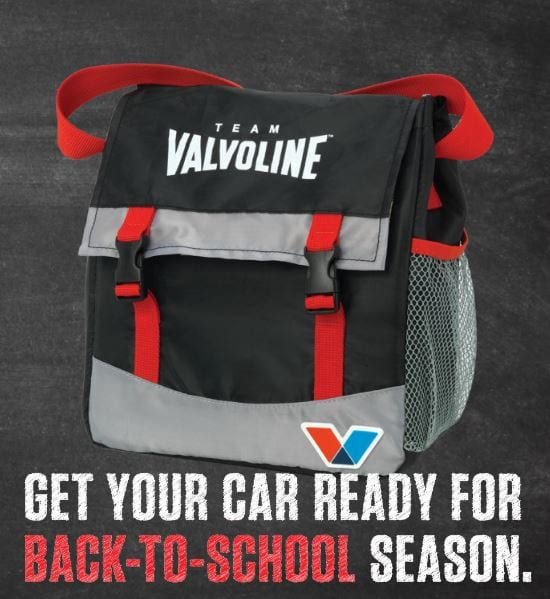 Valvoline Lunch Cooler